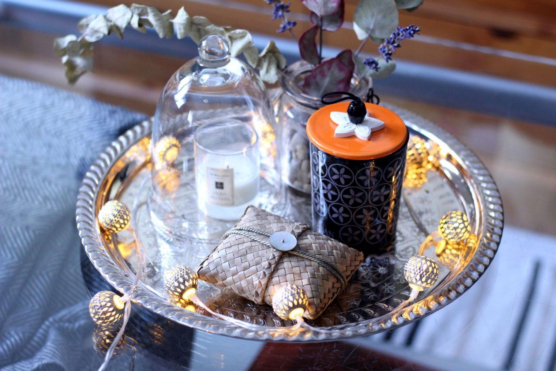 parfums d'intérieur bougie