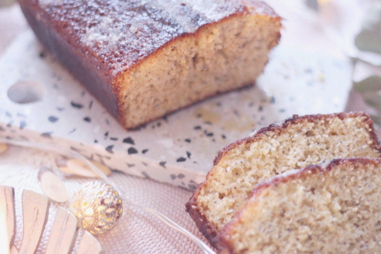 Lemon Drizzle Cake Sans Gluten Lactose