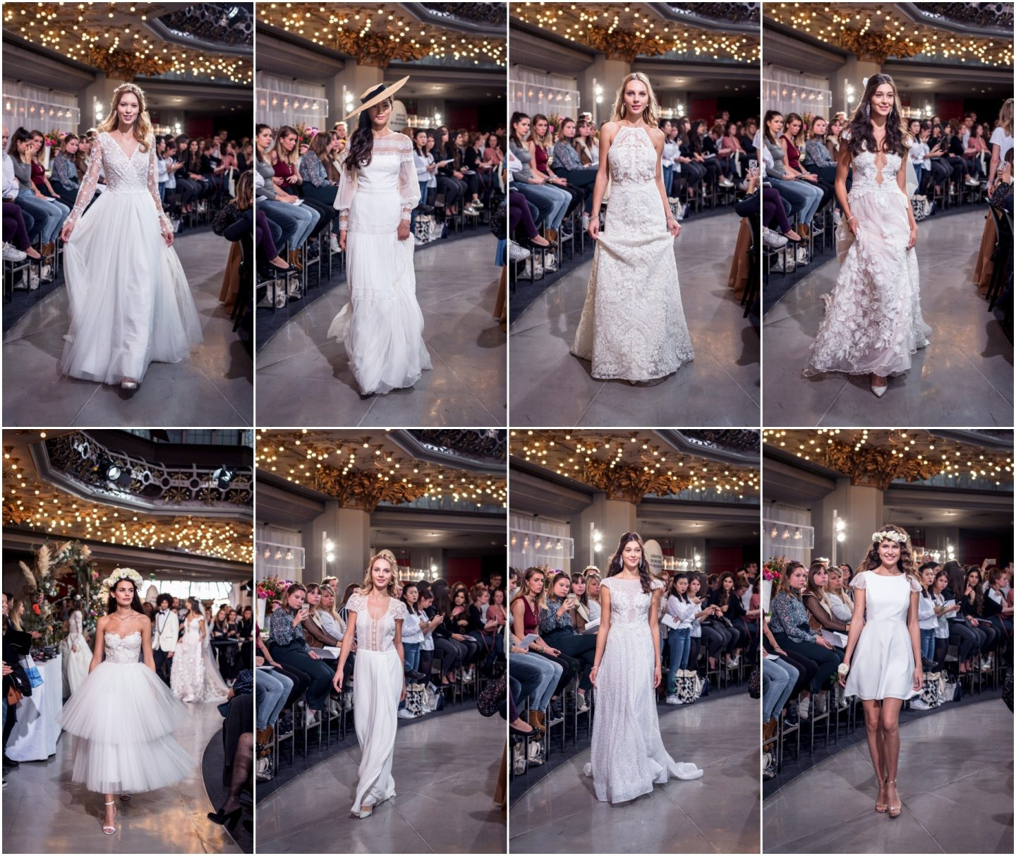 wedding fashion show