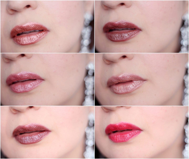 laques à lèvres NYX