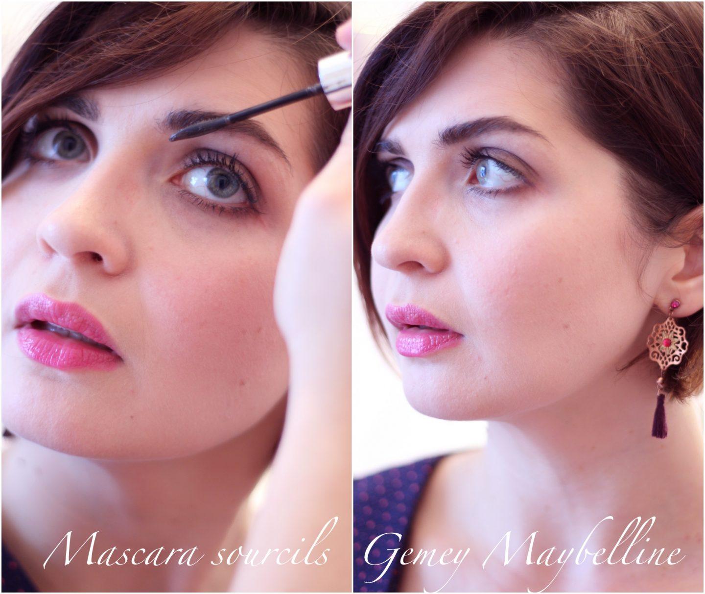 mascaras sourcils