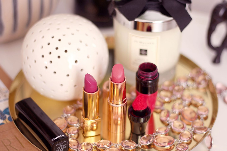 rouges à lèvres de printemps