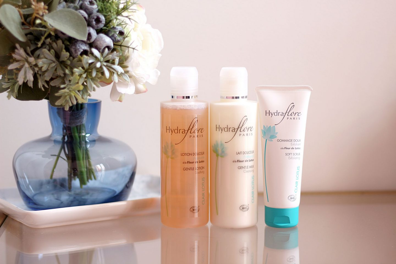 sensitive skin organic skincare