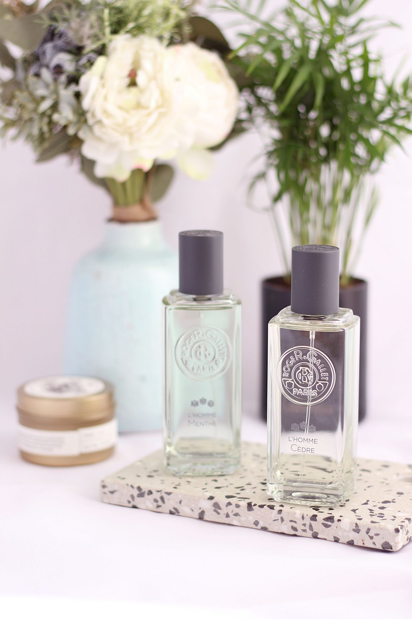 roger & gallet male fragrances