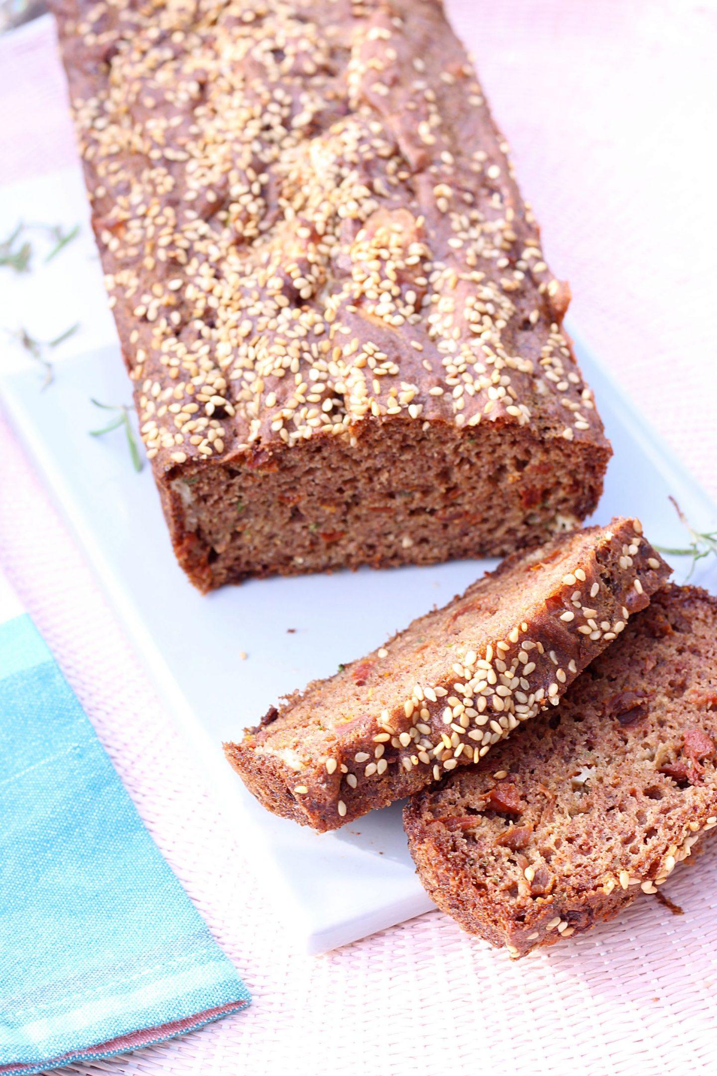 recette cake protéiné
