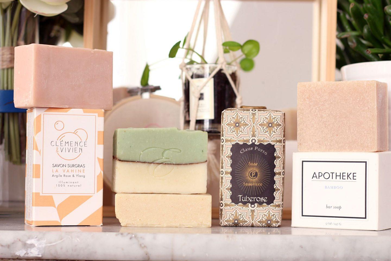 raisons de choisir un savon