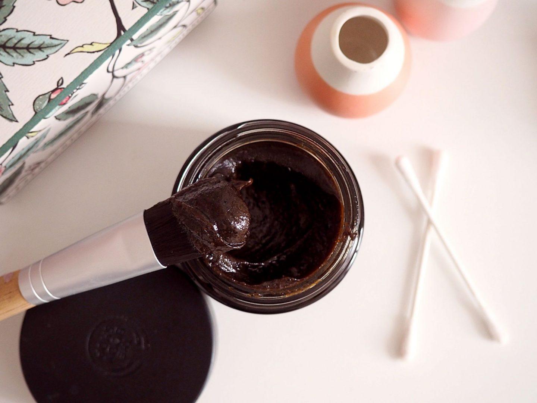 masque au café