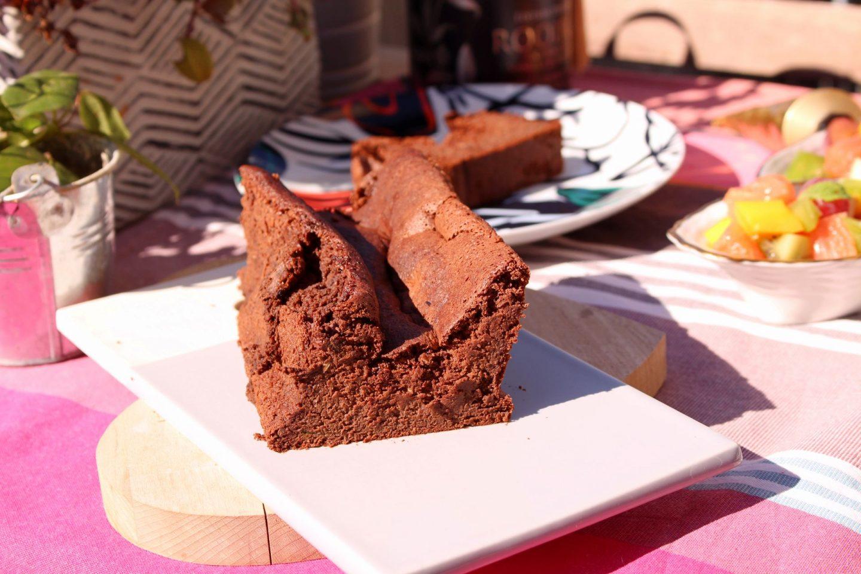 Gluten Free Zucchini Chocolate Cake