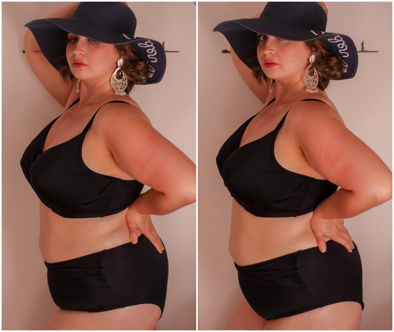 bikini grande taille