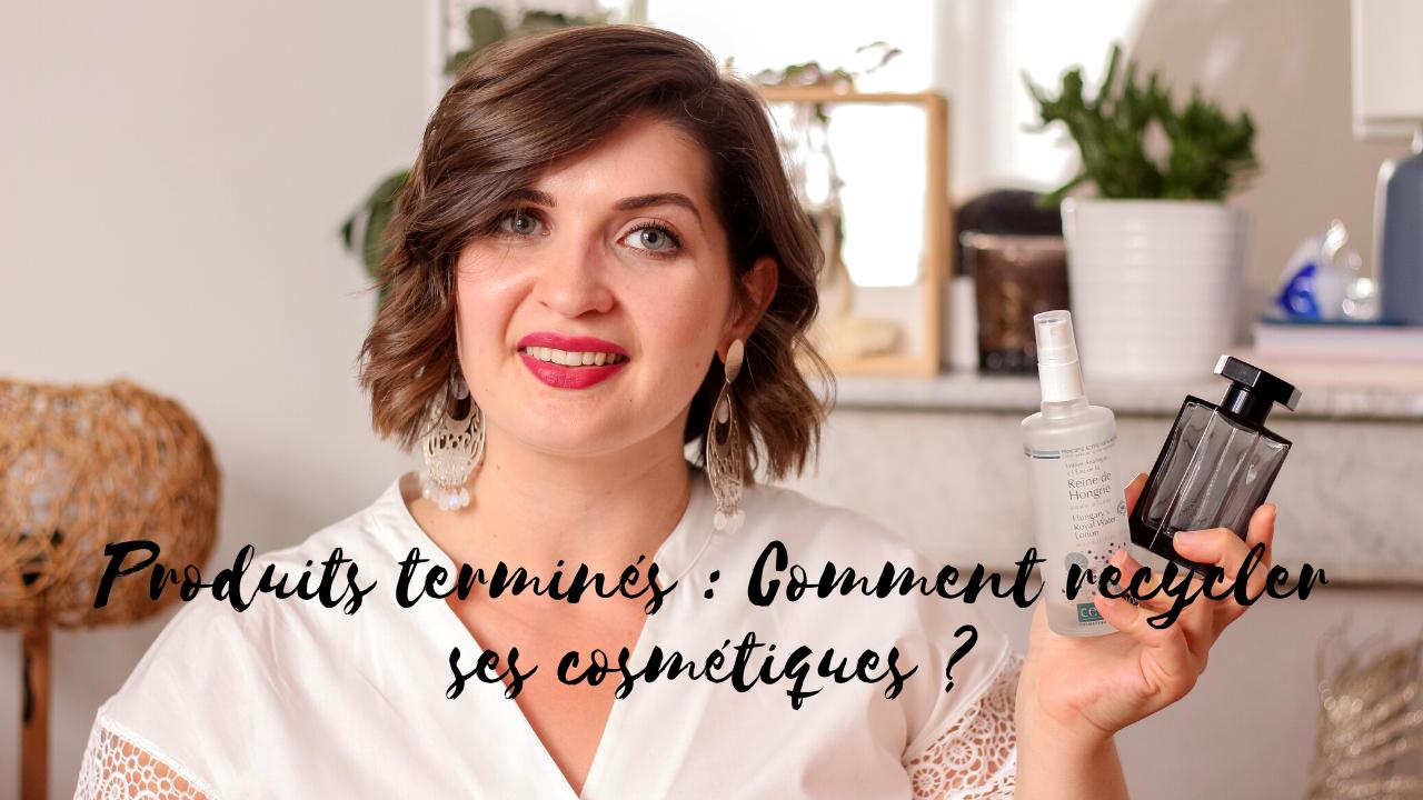comment recycler ses cosmétiques