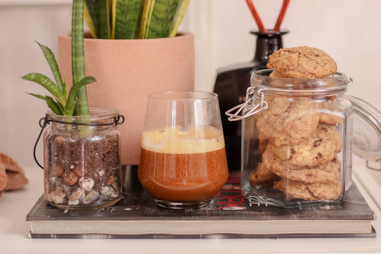 chocolate coconut cookies recipe