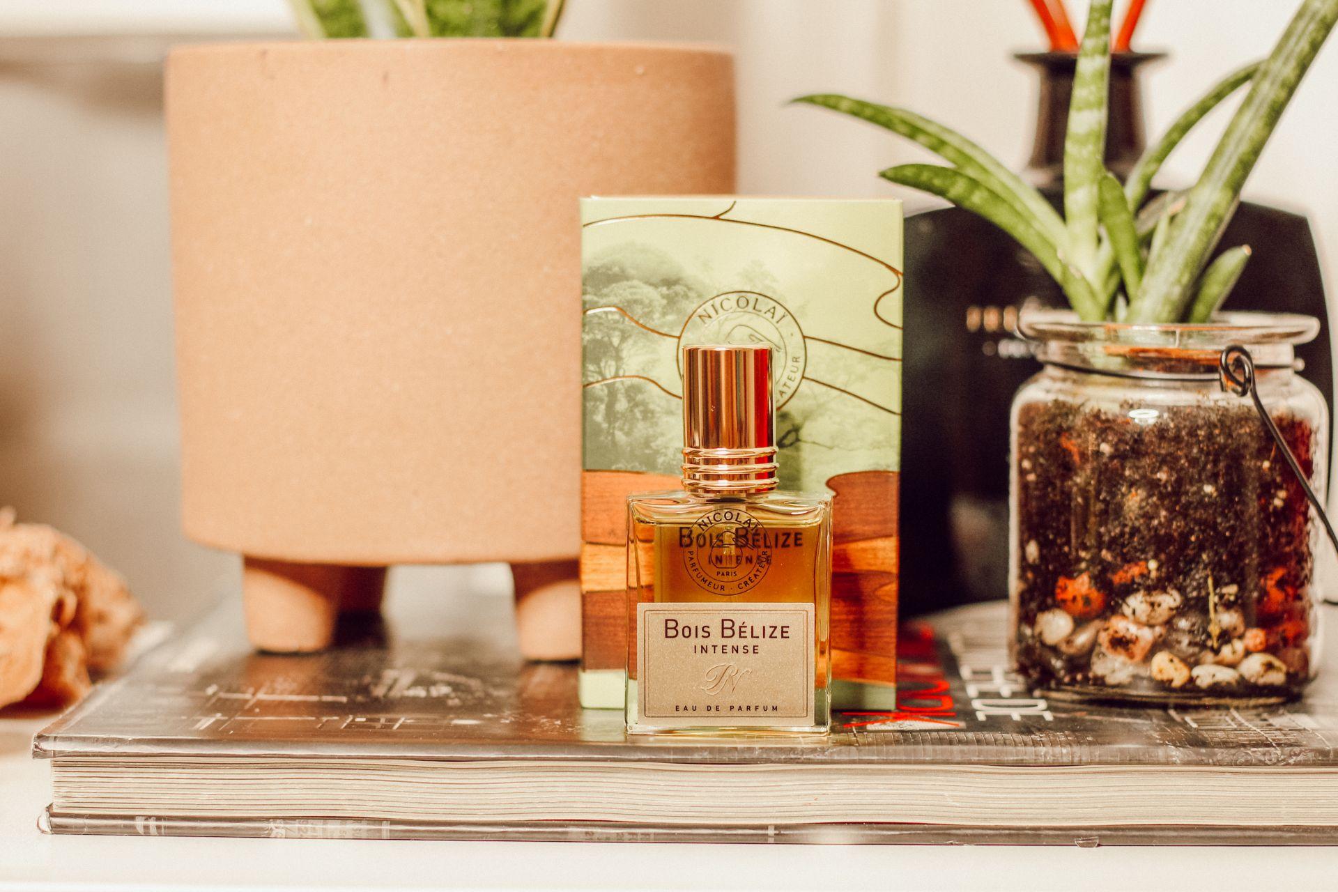 parfum nicolaï