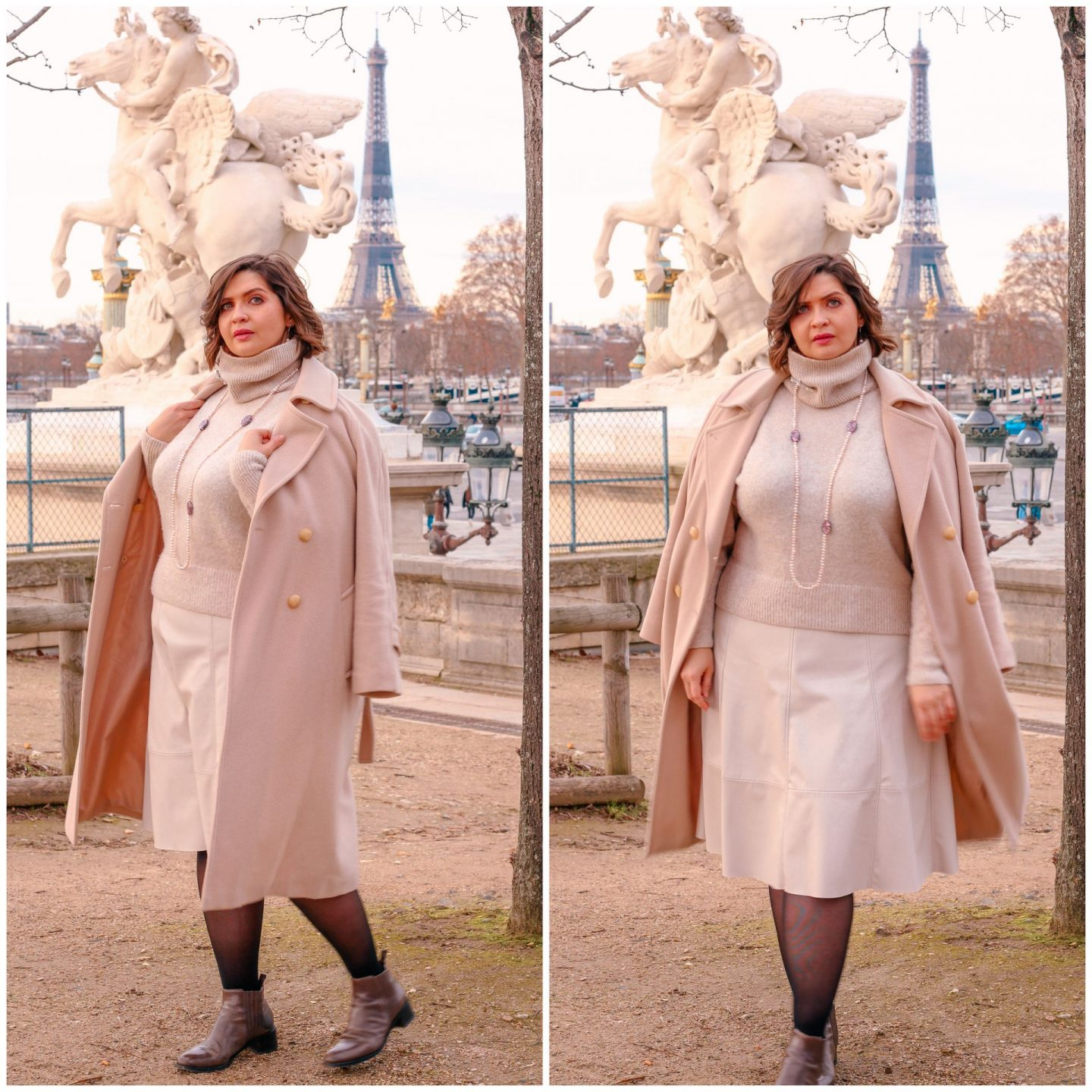 look hiver femme