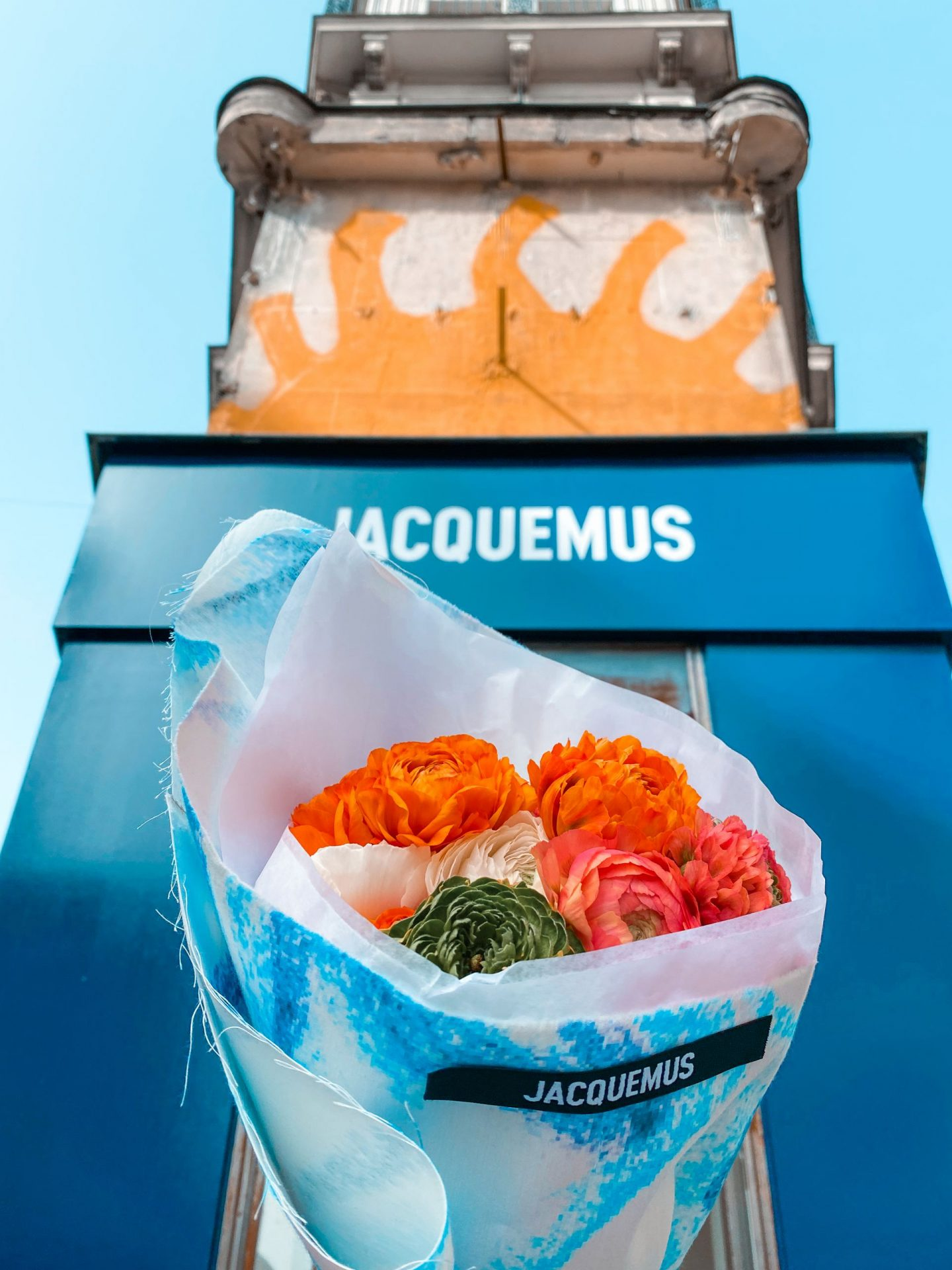 """Jacquemus """"the flowers"""""""